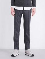 SLOWEAR Slim-fit wool trousers