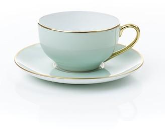 Eliská Round Tea Cup And Saucer