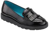 John Lewis Children's Sloane Flatform Loafers, Black