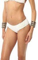 O'Neill Women's Solids Crochet Hipster Bikini Bottom