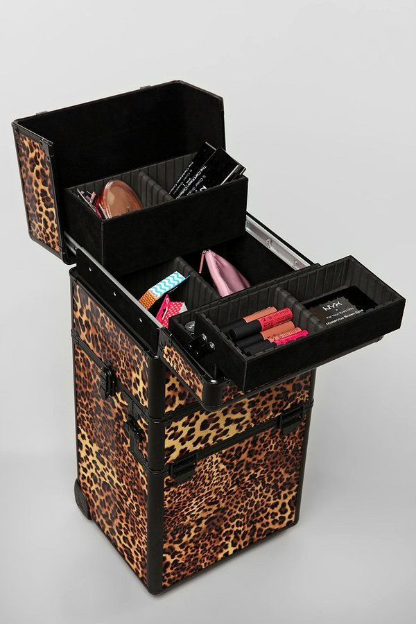NYX Makeup Artist Train Case