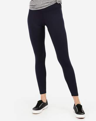Express One Eleven High Waisted Supersoft Ankle Leggings