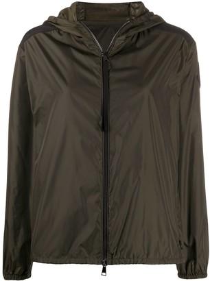 Moncler Zip-Front Rain Jacket