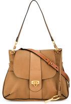 Chloé Lexa cross-body bag - women - Calf Leather - One Size
