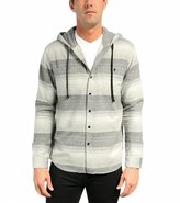 Billabong Men's Mayday Long Sleeve Hooded Shirt 7538213