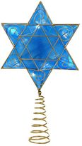 Kurt Adler 13-Inch Hanukkah LED Tree Topper