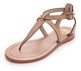 Rachel T-Strap Sandals