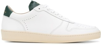 Zespà Low Top Lace-Up Sneakers