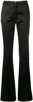 Pt01 Black Skinny Trousers