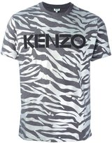 Kenzo 'Tiger Stripes' T-shirt