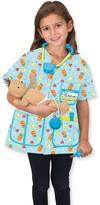 Melissa & Doug Pediatric Nurse Role Play Costume