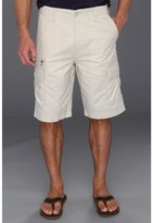 Calvin Klein Jeans Infinite Stripe Short (Thick Fog) - Apparel