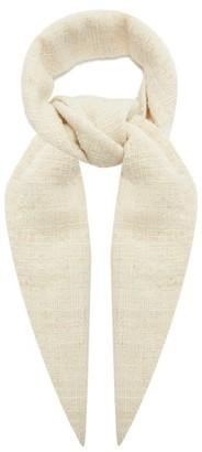 11.11 / Eleven Eleven - Single Spindle Cotton Neckpiece - Cream
