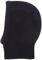 Bonpoint Navy Cashmere Hats & Gloves