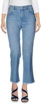 GUESS Denim pants - Item 42613165