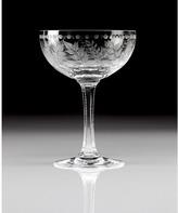 William Yeoward Fern Champagne Saucer