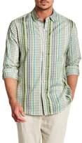Tommy Bahama Silva Regular Fit Stripe Shirt