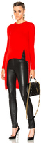 Soyer for FWRD Skyline Tunic Top in Red.