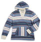 Lucky Brand Boy's Striped Knit Hoodie