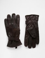 Peter Werth Leather Gloves