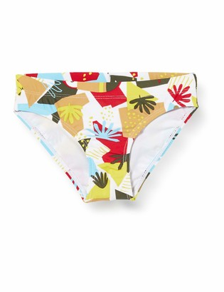 Tuc Tuc RED Printed Slip for BOY Tropical Jungle