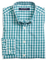 Brooks Brothers Boys' Check Non Iron Sport Shirt - Sizes XS-XL