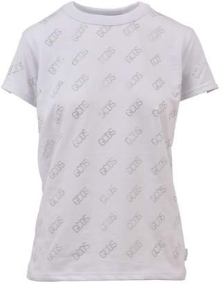 GCDS Crystal Logo T-shirt