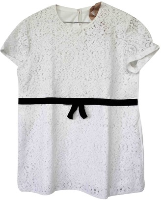 N°21 N21 White Cotton Top for Women