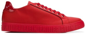 Philipp Plein logo sneakers
