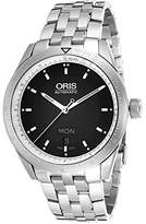 Oris Men's Artix Automatic Black Dial Stainless Steel