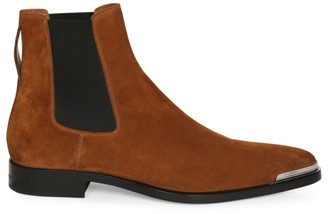 Givenchy Dallas Suede Chelsea Boots