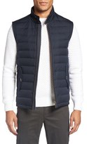 Ted Baker Men's 'Dylan' Trim Fit Quilted Down Vest