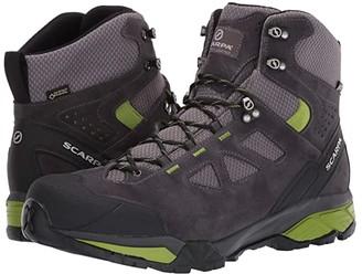 Scarpa ZG Lite GTX (Dark Grey/Spring) Men's Shoes