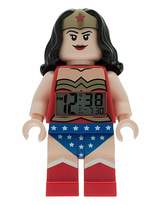 LEGO DC Universe Wonder Woman Clock