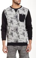 Micros Nocturnal Printed Sweatshirt