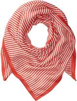 MICHAEL Michael Kors Stripe Square Scarves