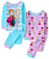 Crazy 8 Frozen 2-Piece Pajamas 2-Pack