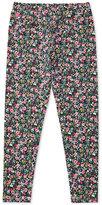 Ralph Lauren Floral-Print Leggings, Big Girls (7-16)