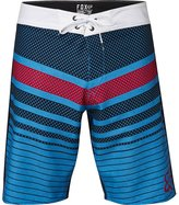 FoxPrint Fox Men's Double Down Boardshorts Board Shorts