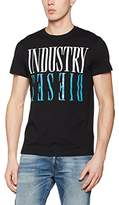 Diesel Men's 00SWQA T-Shirt