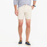 "J.Crew 7"" Short In Seeded Cotton"