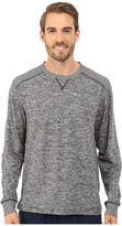 Tommy Bahama Sueded Melange Jersey Long Sleeve Pullover