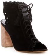 GUESS Onila Lace-Up Sandal