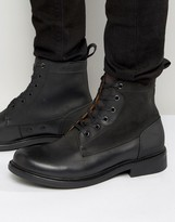 G Star G-Star Myrow Lace Up Leather Boots