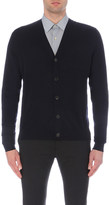 Paul Smith V-neck merino wool cardigan