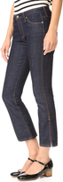 AG Jeans The Jodi Crop Side Slit Jeans