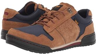 Teva Highside '84 (Dark Olive/Brown) Men's Shoes