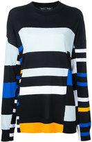 Proenza Schouler knitted top - women - Silk/Cotton/Polyester - S