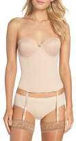 Va Bien Women's Ultra-Lift Low Back Bustier