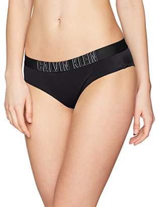 Calvin Klein Women's Hipster-hr Bikini Bottoms,(Manufacturer size: Small)